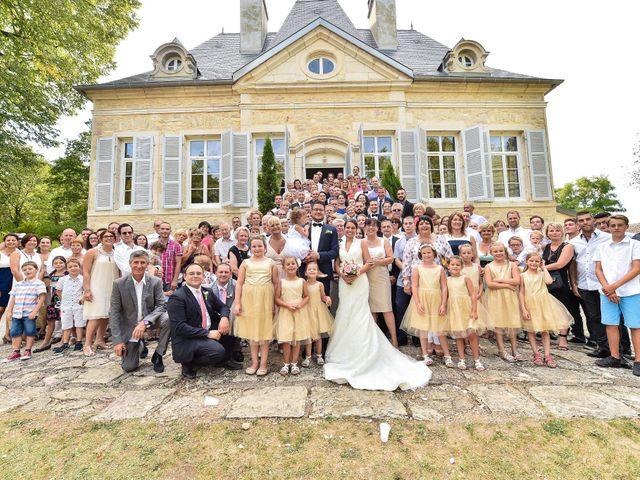 Le mariage de David et Marine à Pont-de-Pany, Côte d'Or 56