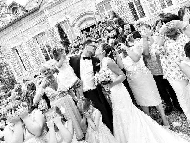 Le mariage de David et Marine à Pont-de-Pany, Côte d'Or 57