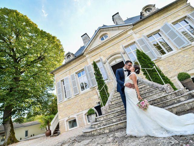 Le mariage de David et Marine à Pont-de-Pany, Côte d'Or 64