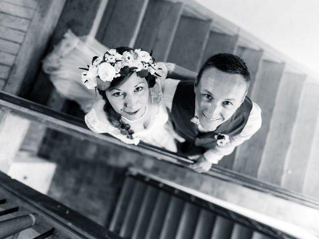 Le mariage de Julien et Aurélie à Cadouin, Dordogne 45