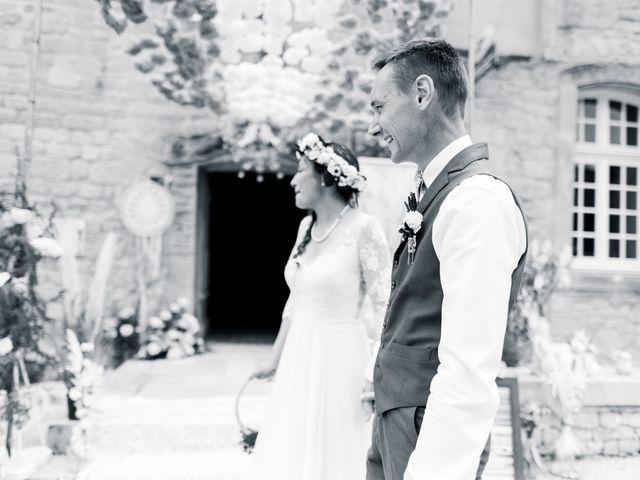 Le mariage de Julien et Aurélie à Cadouin, Dordogne 50