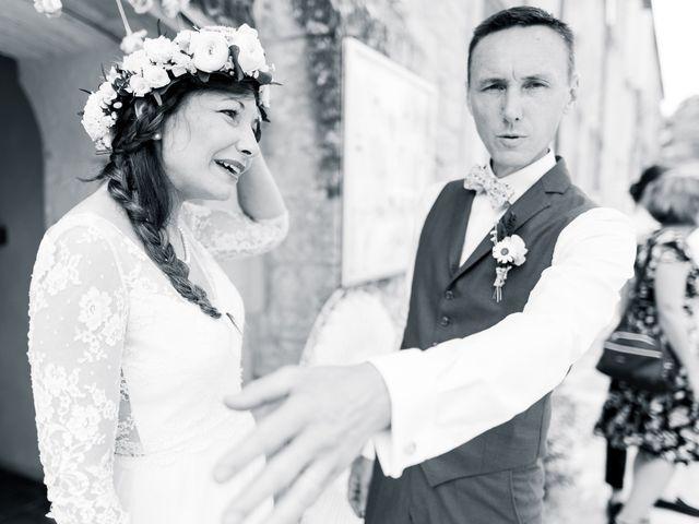 Le mariage de Julien et Aurélie à Cadouin, Dordogne 51