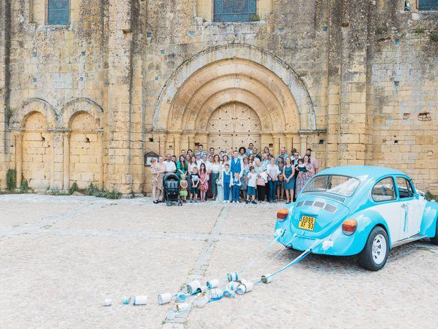Le mariage de Julien et Aurélie à Cadouin, Dordogne 55
