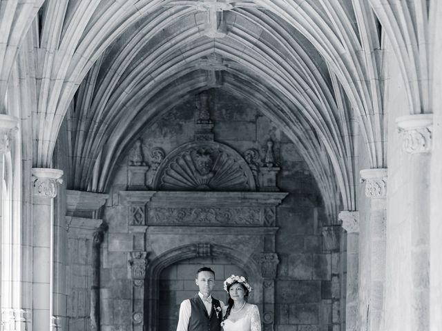 Le mariage de Julien et Aurélie à Cadouin, Dordogne 58