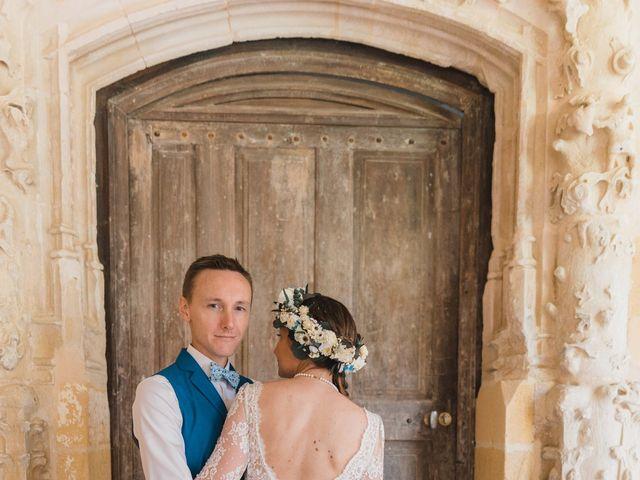 Le mariage de Julien et Aurélie à Cadouin, Dordogne 63