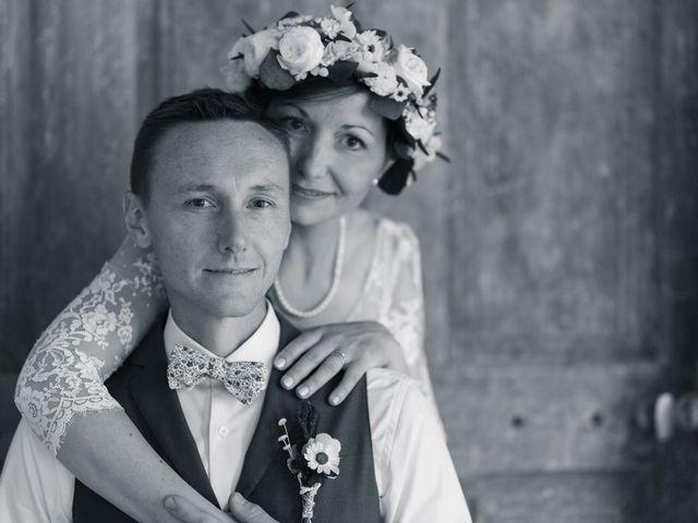 Le mariage de Julien et Aurélie à Cadouin, Dordogne 64