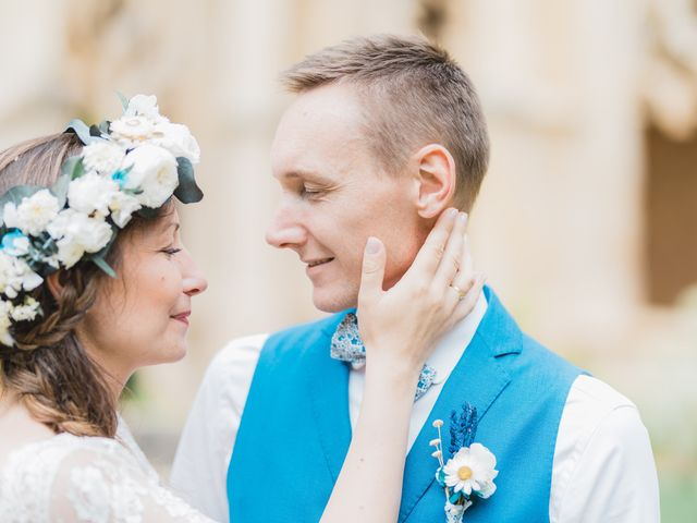 Le mariage de Julien et Aurélie à Cadouin, Dordogne 65