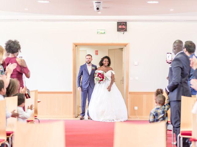 Le mariage de Pierre et Jannine à Vauréal, Val-d'Oise 3