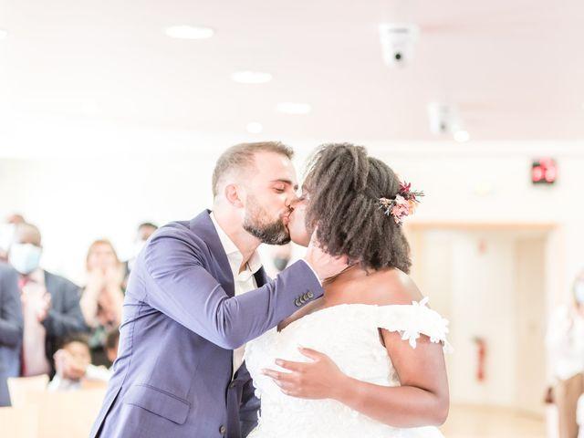 Le mariage de Pierre et Jannine à Vauréal, Val-d'Oise 12