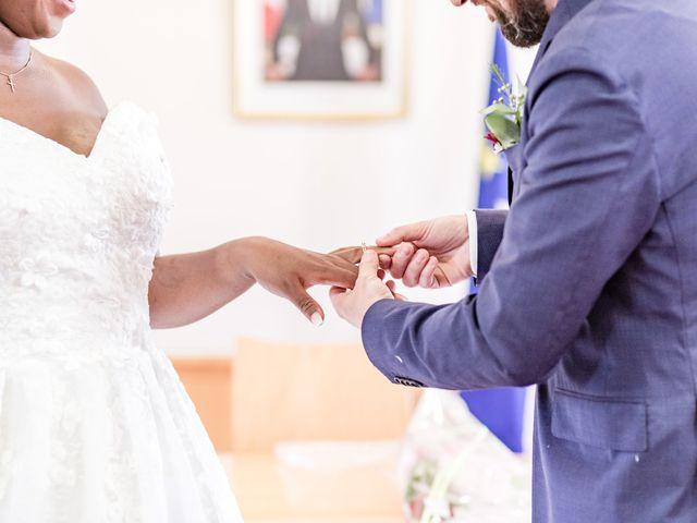 Le mariage de Pierre et Jannine à Vauréal, Val-d'Oise 26