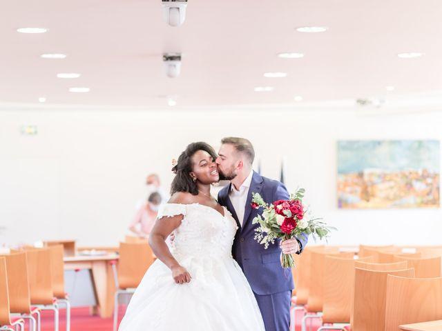 Le mariage de Pierre et Jannine à Vauréal, Val-d'Oise 30