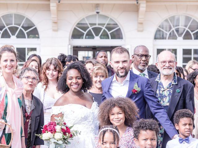 Le mariage de Pierre et Jannine à Vauréal, Val-d'Oise 34