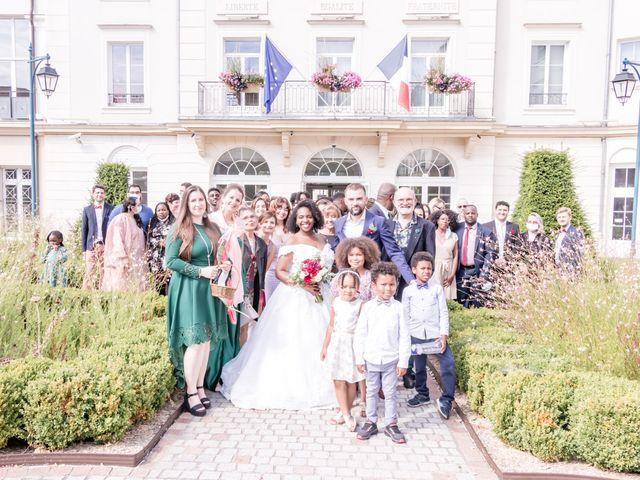 Le mariage de Pierre et Jannine à Vauréal, Val-d'Oise 38