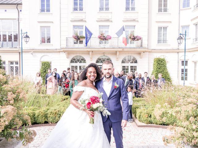 Le mariage de Pierre et Jannine à Vauréal, Val-d'Oise 39