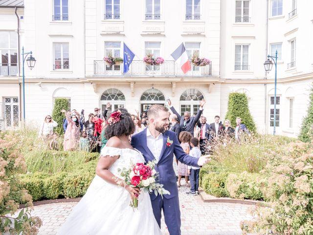 Le mariage de Pierre et Jannine à Vauréal, Val-d'Oise 40