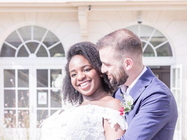 Le mariage de Pierre et Jannine à Vauréal, Val-d'Oise 41