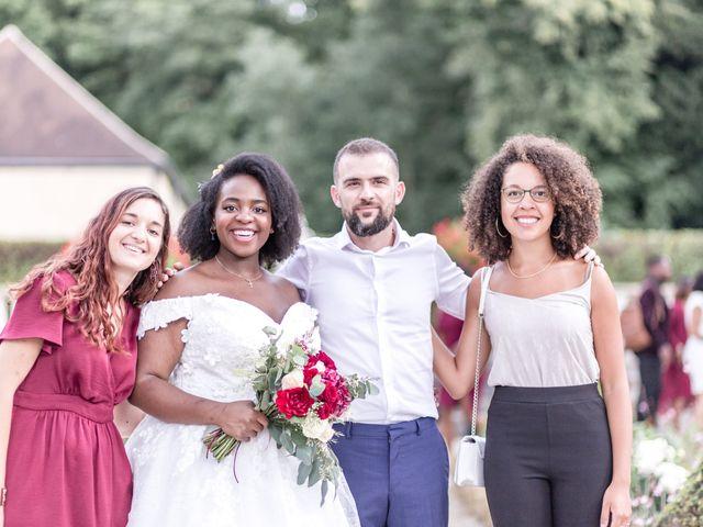 Le mariage de Pierre et Jannine à Vauréal, Val-d'Oise 54