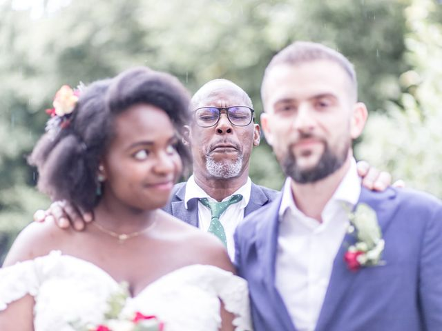 Le mariage de Pierre et Jannine à Vauréal, Val-d'Oise 62