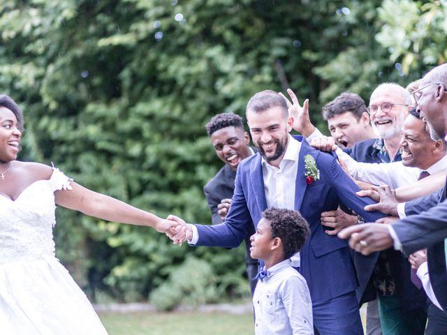 Le mariage de Pierre et Jannine à Vauréal, Val-d'Oise 72