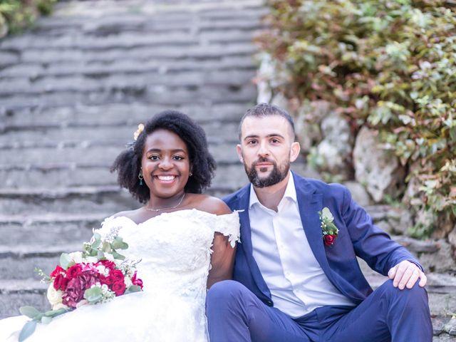 Le mariage de Pierre et Jannine à Vauréal, Val-d'Oise 74