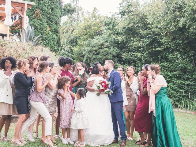 Le mariage de Pierre et Jannine à Vauréal, Val-d'Oise 94