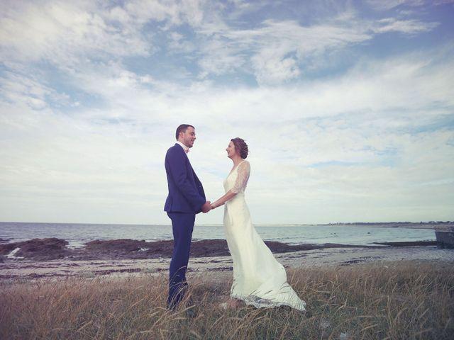 Le mariage de Amandine et Martin