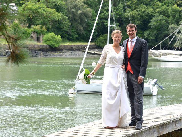 Le mariage de Martin et Lorraine à Auray, Morbihan 5