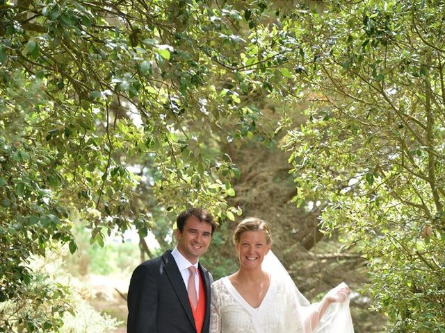 Le mariage de Martin et Lorraine à Auray, Morbihan 7