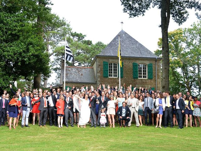 Le mariage de Martin et Lorraine à Auray, Morbihan 19