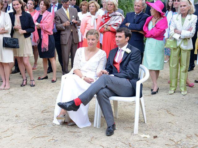 Le mariage de Martin et Lorraine à Auray, Morbihan 21