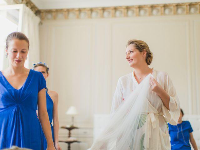 Le mariage de Matthieu et Capucine à Charette, Saône et Loire 10