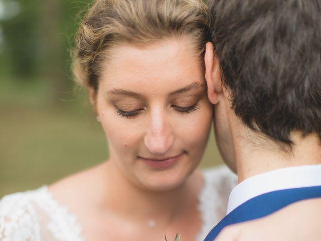 Le mariage de Matthieu et Capucine à Charette, Saône et Loire 36