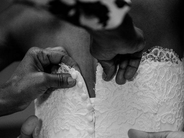 Le mariage de Eddy et Cristelle à La Boissière-École, Yvelines 13