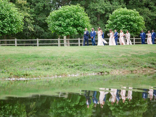 Le mariage de Eddy et Cristelle à La Boissière-École, Yvelines 23