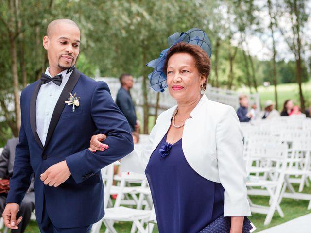 Le mariage de Eddy et Cristelle à La Boissière-École, Yvelines 26