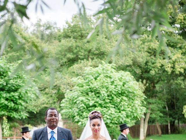 Le mariage de Eddy et Cristelle à La Boissière-École, Yvelines 30