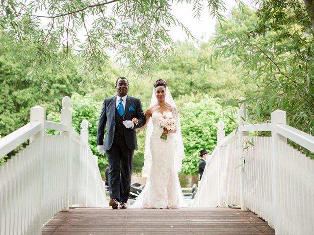 Le mariage de Eddy et Cristelle à La Boissière-École, Yvelines 31