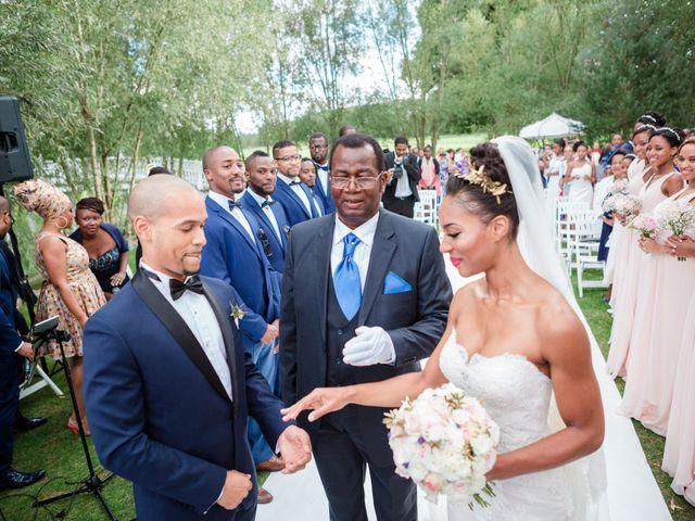 Le mariage de Eddy et Cristelle à La Boissière-École, Yvelines 33