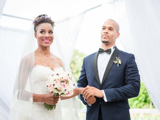 Le mariage de Eddy et Cristelle à La Boissière-École, Yvelines 36