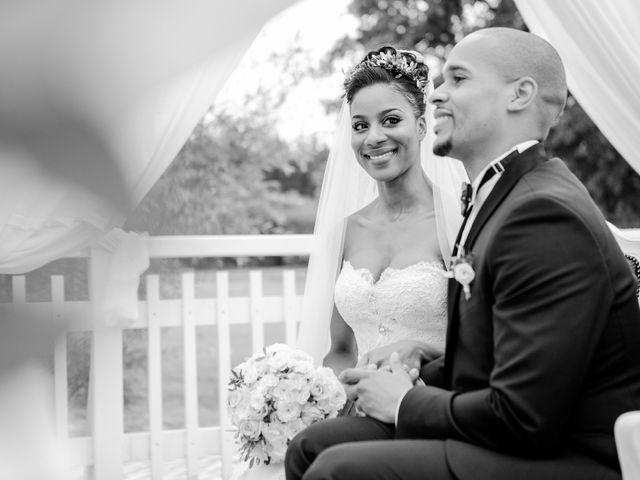 Le mariage de Eddy et Cristelle à La Boissière-École, Yvelines 40