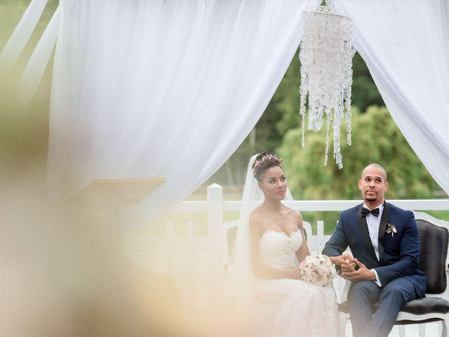 Le mariage de Eddy et Cristelle à La Boissière-École, Yvelines 43