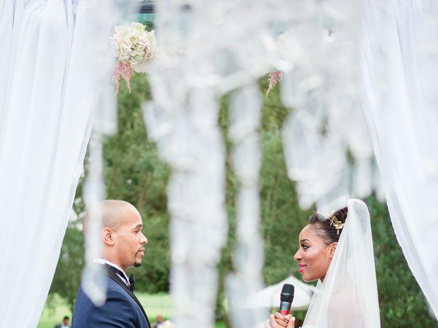 Le mariage de Eddy et Cristelle à La Boissière-École, Yvelines 45