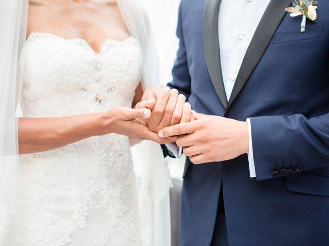 Le mariage de Eddy et Cristelle à La Boissière-École, Yvelines 47