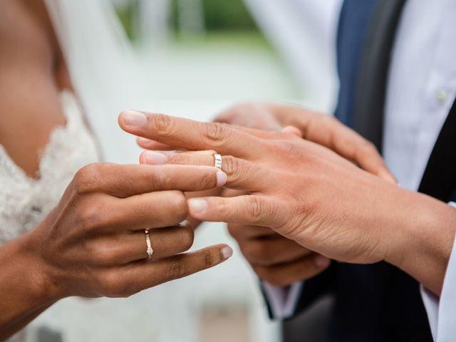 Le mariage de Eddy et Cristelle à La Boissière-École, Yvelines 48