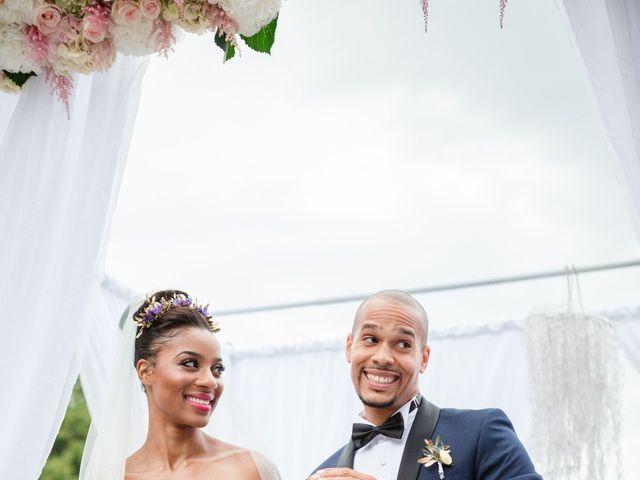 Le mariage de Eddy et Cristelle à La Boissière-École, Yvelines 50