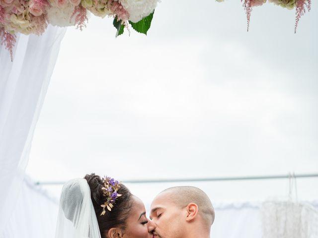 Le mariage de Eddy et Cristelle à La Boissière-École, Yvelines 51
