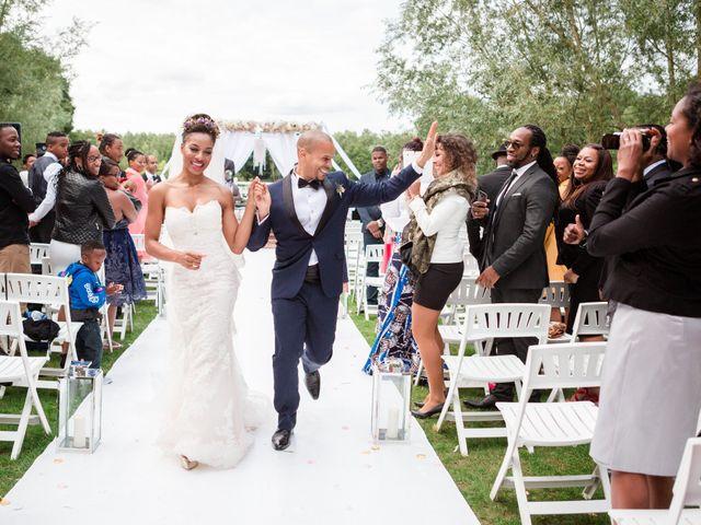 Le mariage de Eddy et Cristelle à La Boissière-École, Yvelines 58
