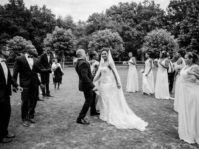 Le mariage de Eddy et Cristelle à La Boissière-École, Yvelines 61