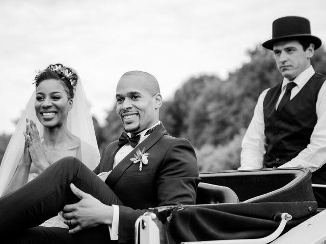 Le mariage de Eddy et Cristelle à La Boissière-École, Yvelines 64