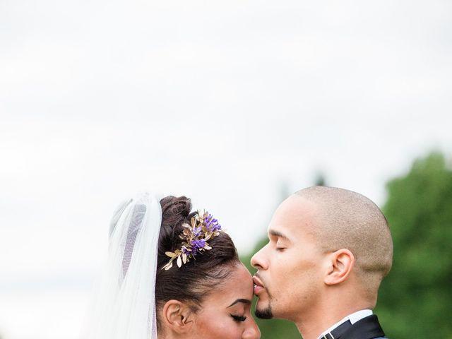 Le mariage de Eddy et Cristelle à La Boissière-École, Yvelines 71